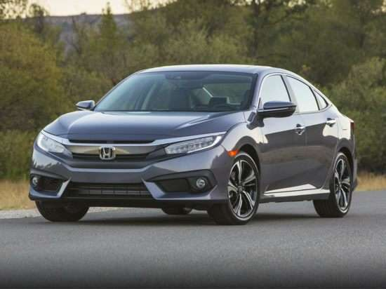 2016 Honda Civic Coupe 1.5L Turbo Video Review