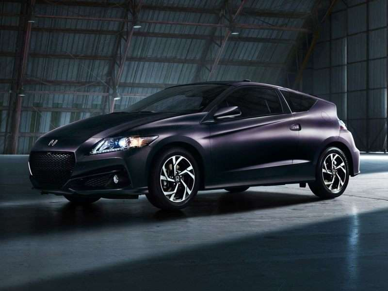 Research the 2016 Honda CR-Z