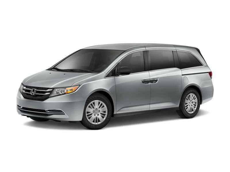 Research the 2016 Honda Odyssey