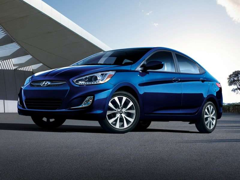 Research the 2016 Hyundai Accent