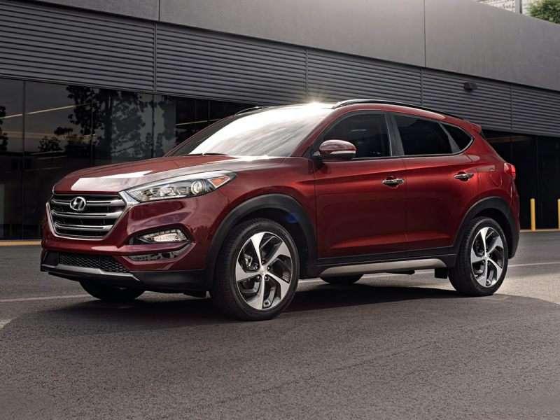 Research the 2016 Hyundai Tucson