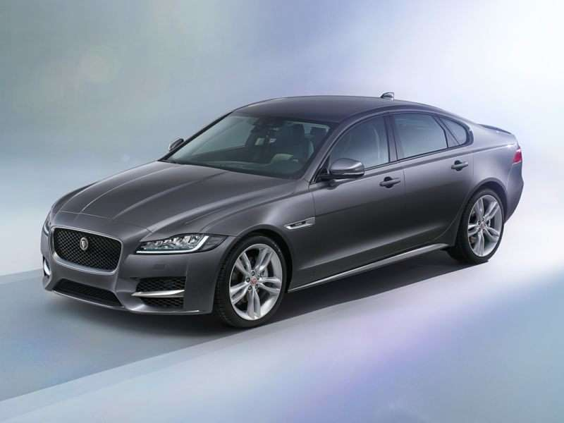 Research the 2016 Jaguar XF
