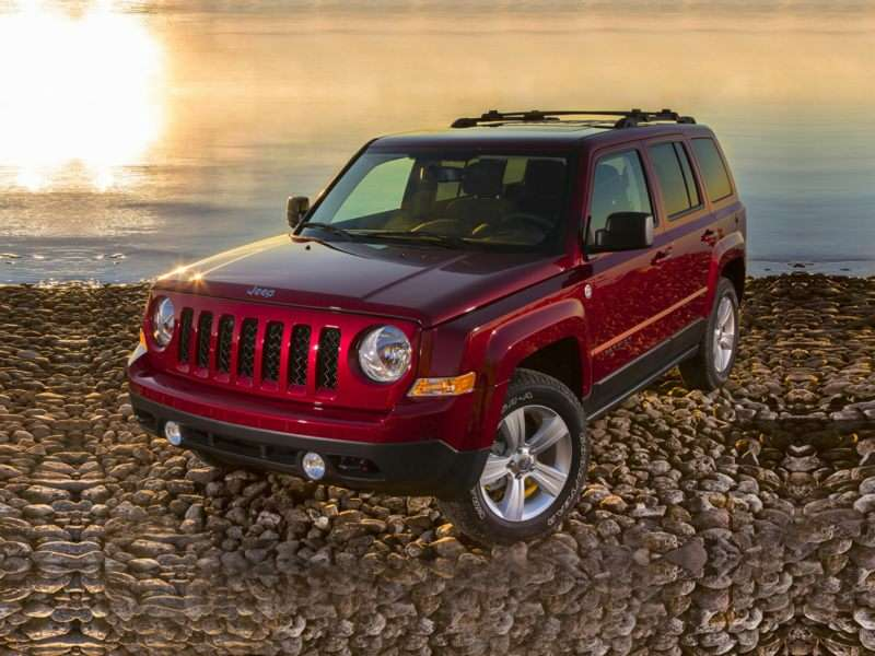 Research the 2016 Jeep Patriot