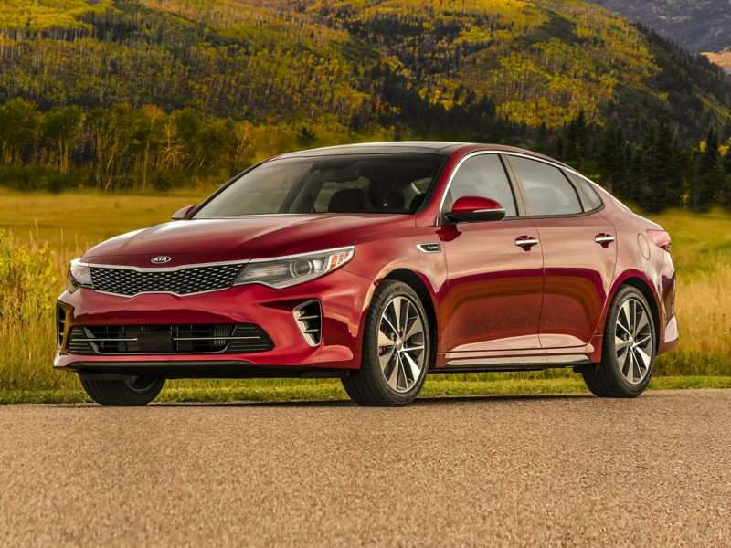 Research the 2016 Kia Optima
