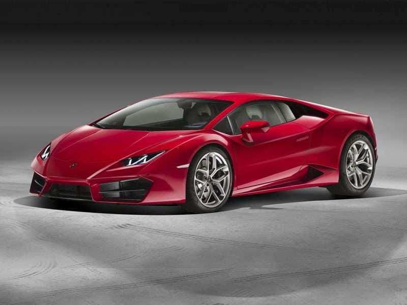 Research the 2016 Lamborghini Huracan
