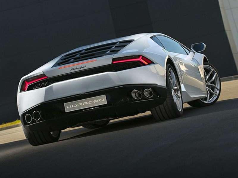 2016 Lamborghini Huracan AWD Coupe