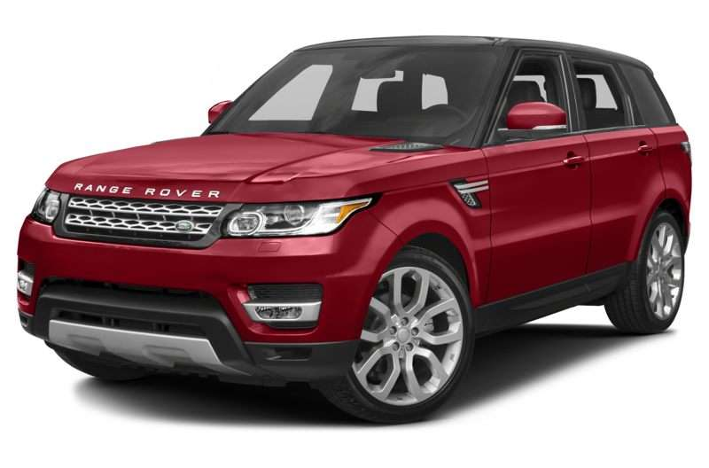 Research the 2016 Land Rover Range Rover Sport