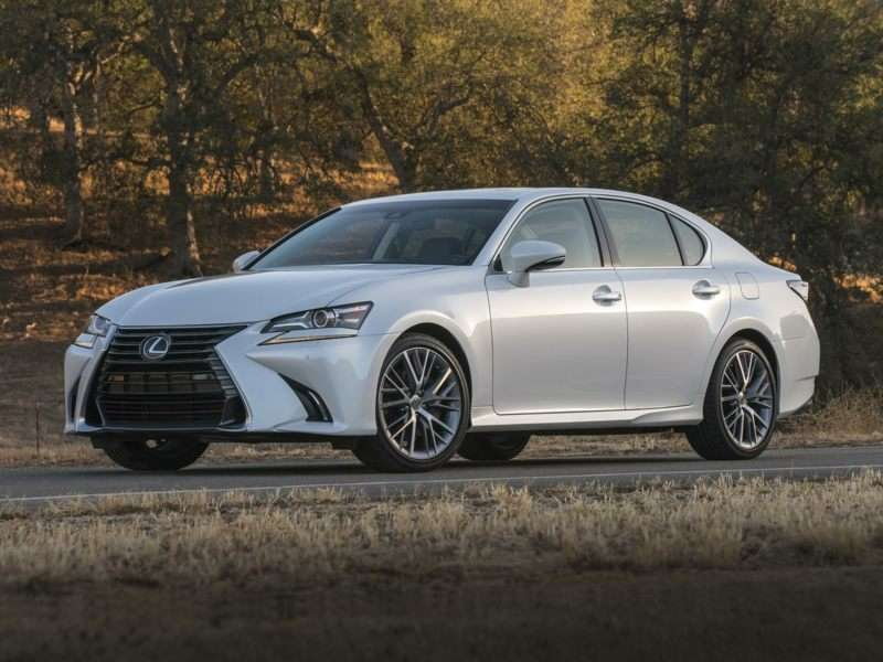 Research the 2016 Lexus GS 350