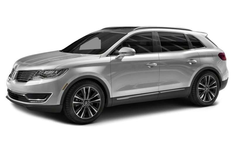 Research the 2016 Lincoln MKX