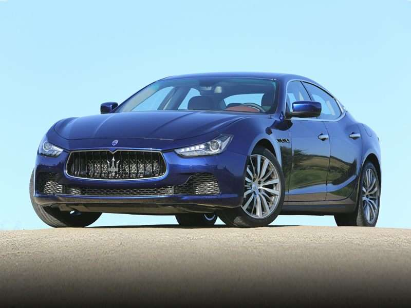 Research the 2016 Maserati Ghibli