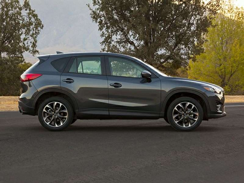 Research the 2016 Mazda CX-5
