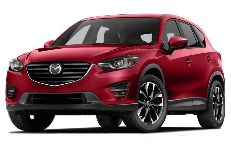 Research the 2016 Mazda CX-5