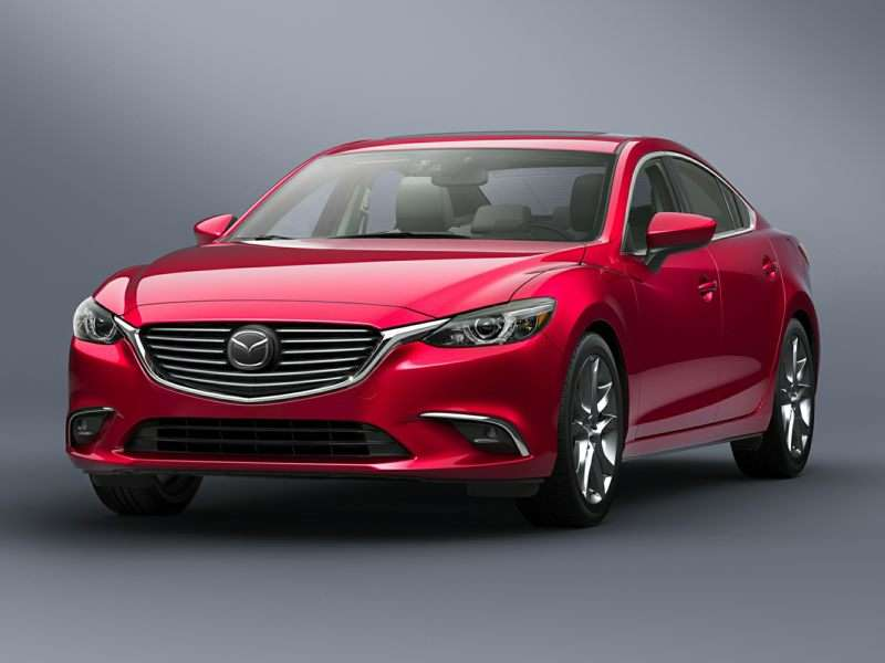 Research the 2016 Mazda Mazda6
