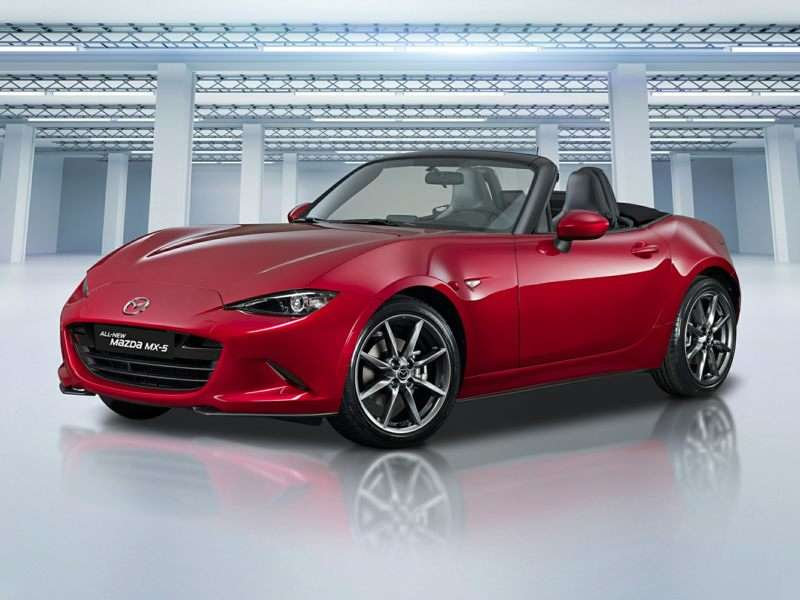 Research the 2016 Mazda MX-5 Miata