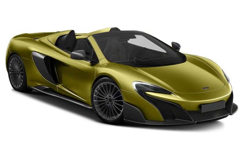 Research the 2016 McLaren 675LT