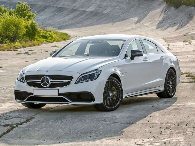 Research the 2016 Mercedes-Benz AMG CLS