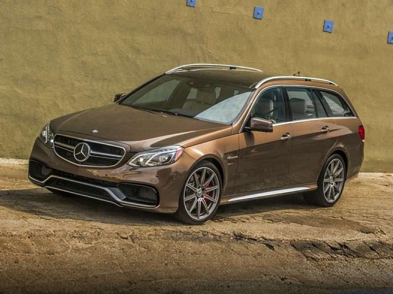 2016 Mercedes-Benz AMG E AWD 4MATIC Wagon