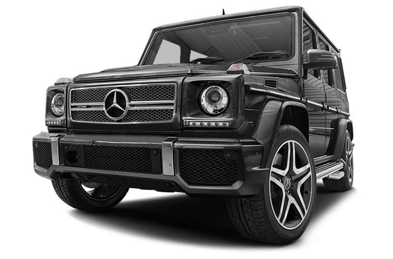 Research the 2016 Mercedes-Benz AMG G