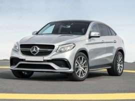 2016 Mercedes-Benz AMG GLE