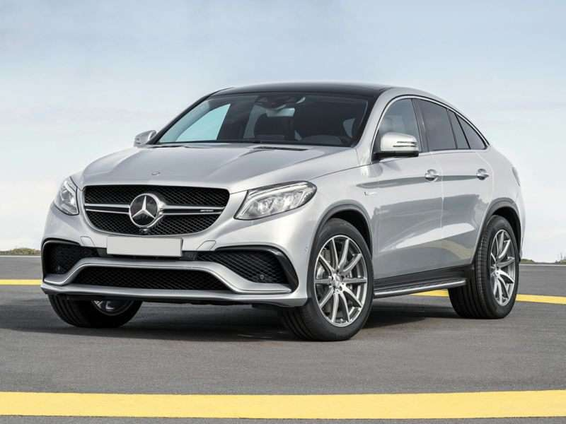 Research the 2016 Mercedes-Benz AMG GLE