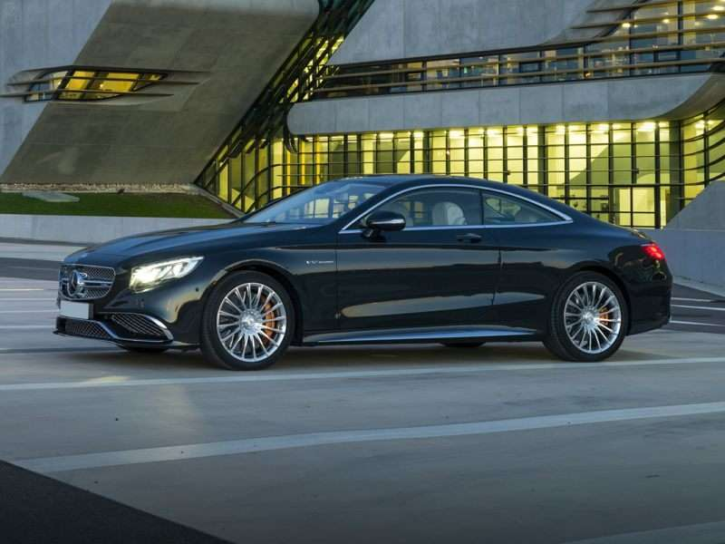 Research the 2016 Mercedes-Benz AMG S