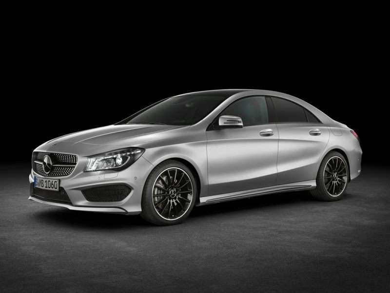 Research the 2016 Mercedes-Benz CLA-Class