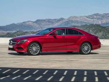 2016 Mercedes-Benz CLS-Class