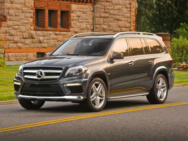 Research the 2016 Mercedes-Benz GL-Class