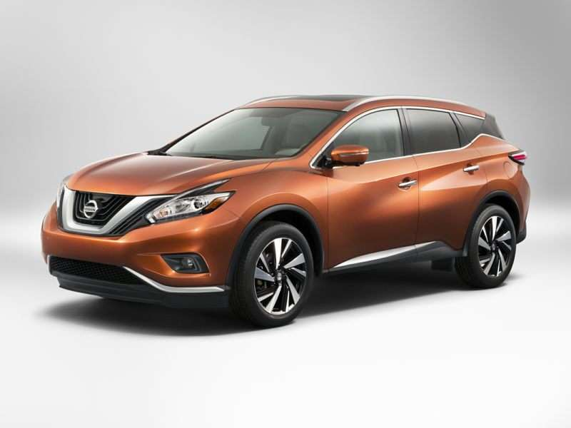 Research the 2016 Nissan Murano