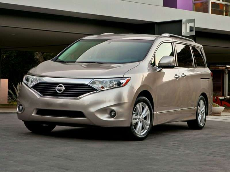 Research the 2016 Nissan Quest