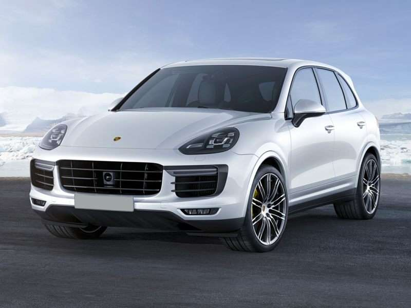 Research the 2016 Porsche Cayenne