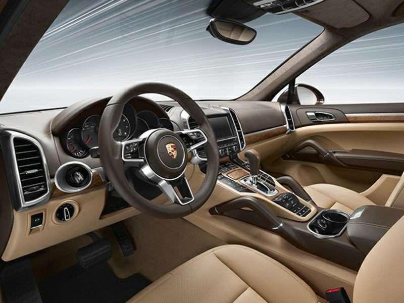 2016 porsche cayenne pictures including interior and exterior images autobytelcom - 2016 Porsche Cayenne Interior