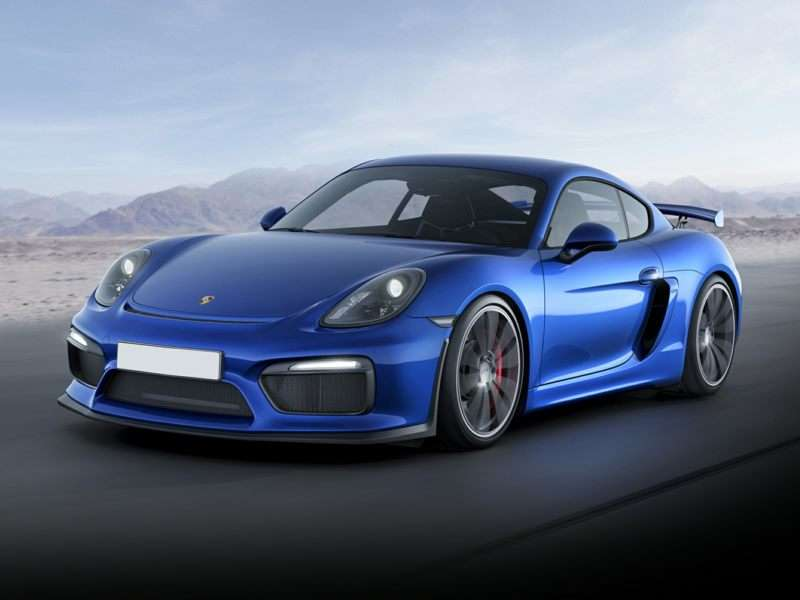 Research the 2016 Porsche Cayman
