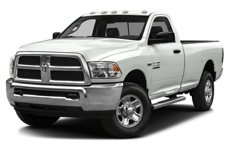 Research the 2016 RAM 2500