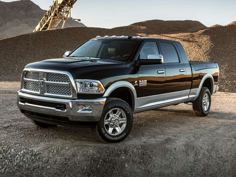 Research the 2016 RAM 3500