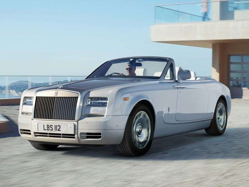 2016 Rolls-Royce Phantom Drophead Coupe
