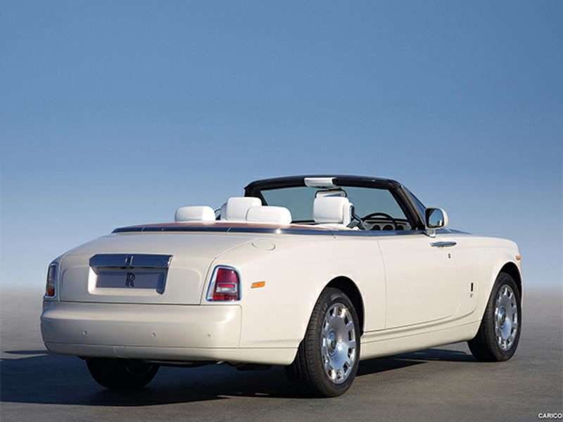 Research the 2016 Rolls-Royce Phantom Drophead Coupe