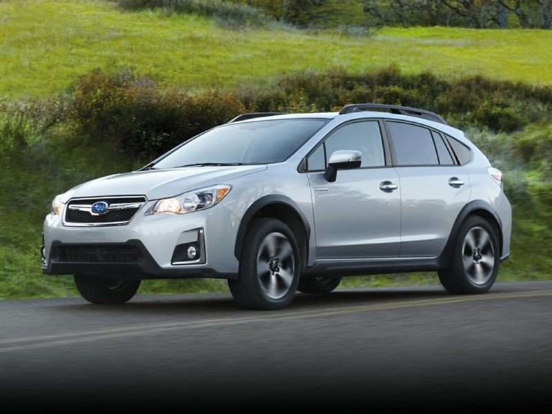 Research the 2016 Subaru Crosstrek Hybrid