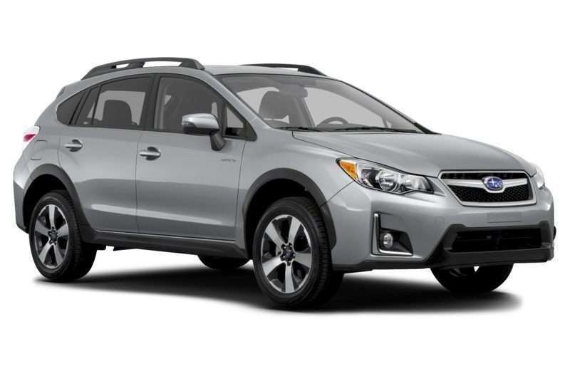 2016 Subaru Crosstrek Hybrid Touring