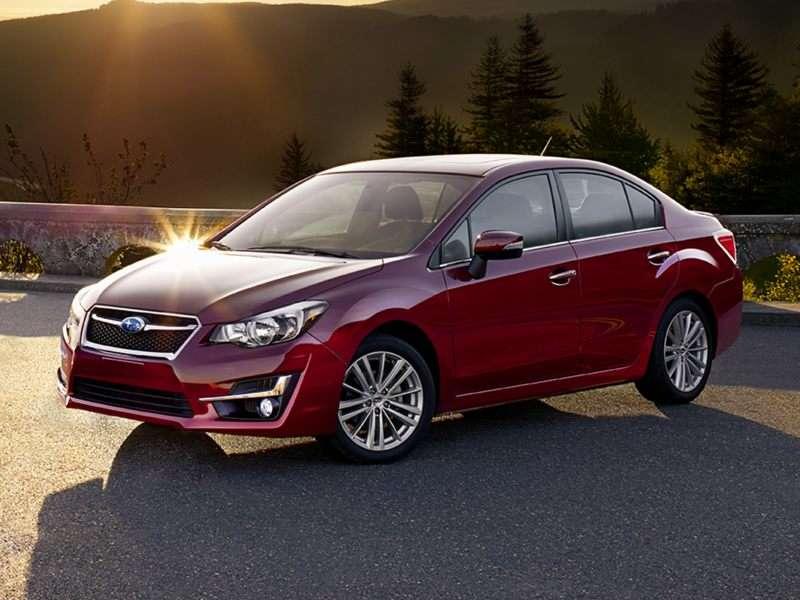 Research the 2016 Subaru Impreza
