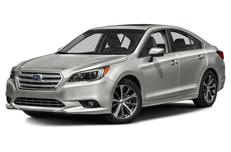 Research the 2016 Subaru Legacy