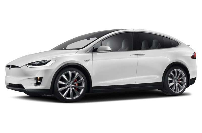 Research the 2016 Tesla Model X