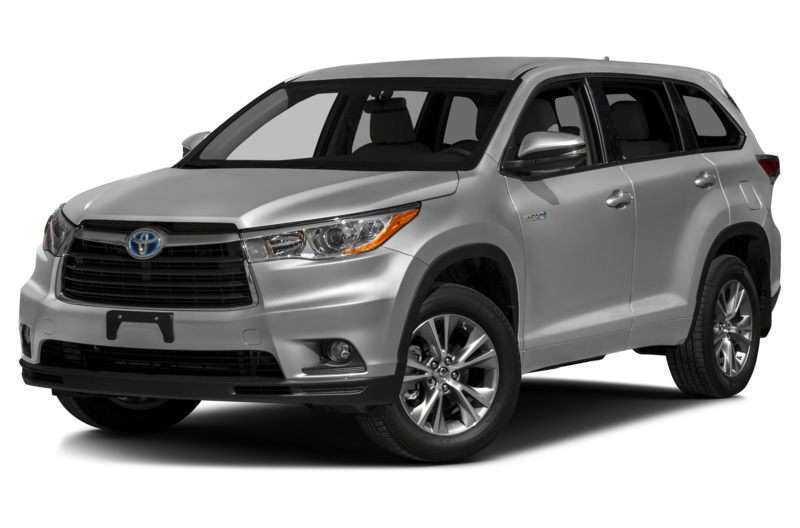 Research the 2016 Toyota Highlander Hybrid