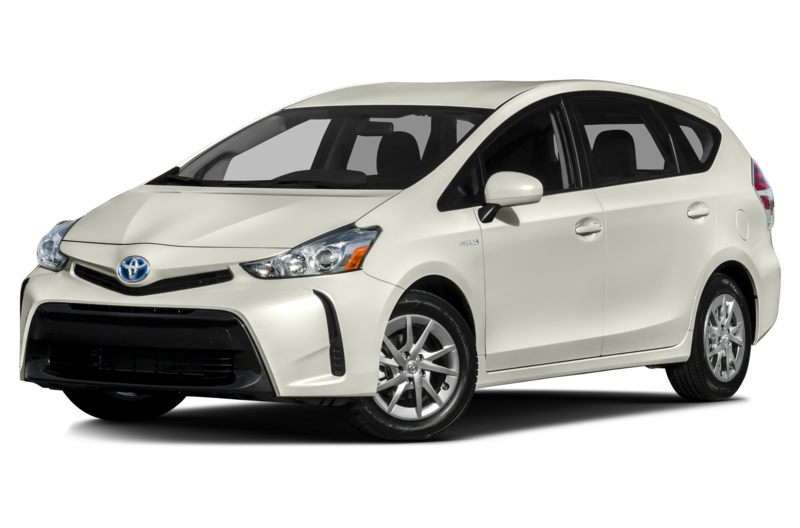 Research the 2016 Toyota Prius v