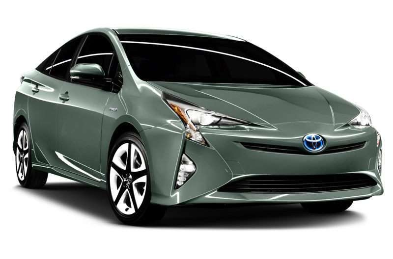 Research the 2016 Toyota Prius