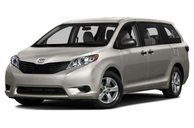 Research the 2016 Toyota Sienna