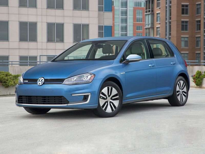 Research the 2016 Volkswagen e-Golf