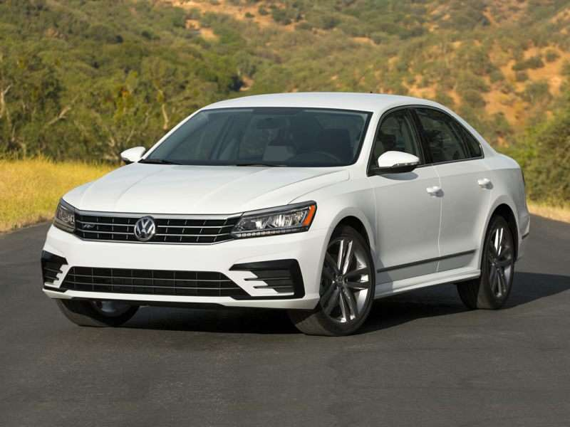2016 Volkswagen Passat Road Test and Review