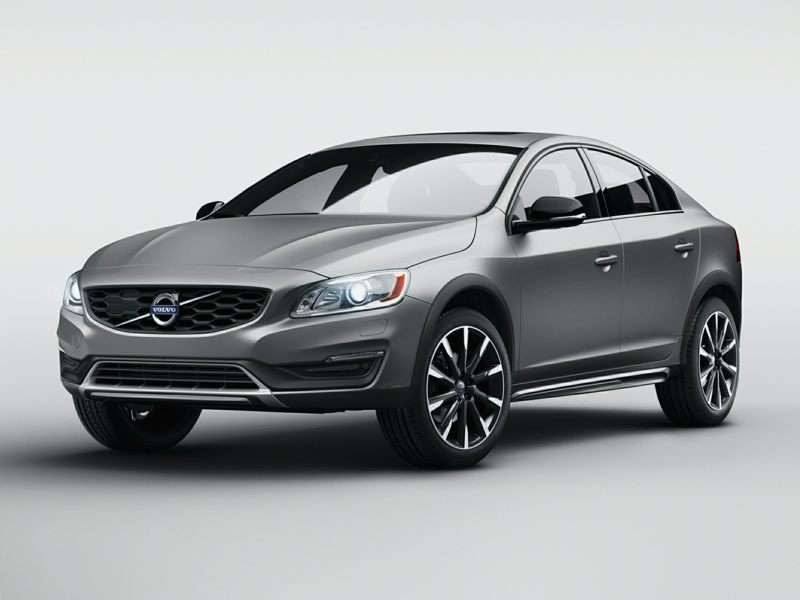 Research the 2016 Volvo S60 Cross Country