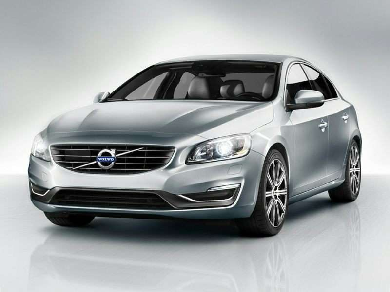 Research the 2016 Volvo S60